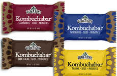 Kombucha Snack Bars