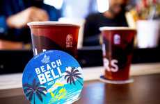 Branded QSR Beers - The Mexican-Style 'Beach Bell' is the First-Ever Taco Bell Beer