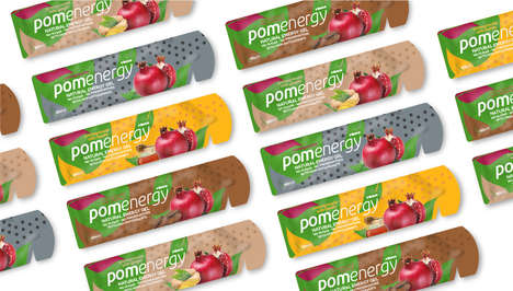 Fruit-Based Energy Gels