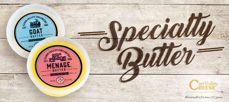 Artisan Butter Lines