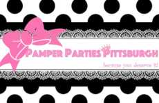 Mobile Spa Parties - Pampered Parties Pittsburgh Brings the Beauty Salon to Kids