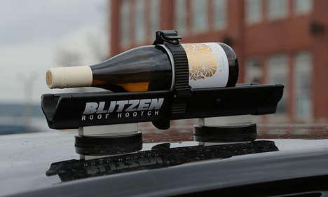 Vehicular Rooftop Drink Coolers