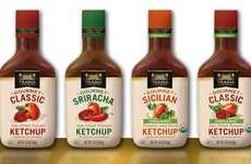 Gourmet Spiced Ketchup Condiments