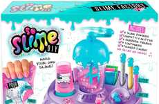 DIY Slime Playsets - Canal Toys' 'So Slime DIY' Range Makes Slime with the Addition of Water