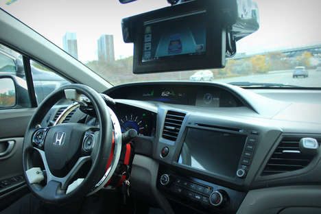 Driverless Car Upgrade Kits