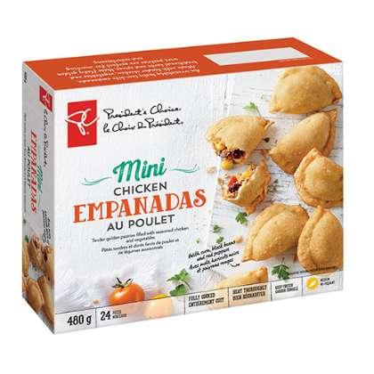 Festive Empanada Appetizers