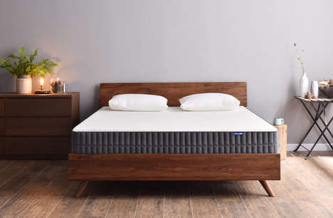 Heat-Dissipating Gel Mattresses