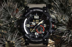 Impermeable Weatherproof Timepieces