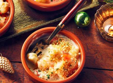 Shrimp and Scallop Appetizers