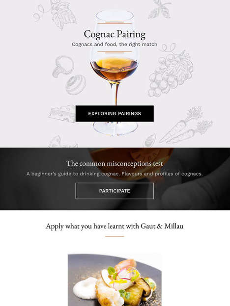 Cognac Pairing Apps