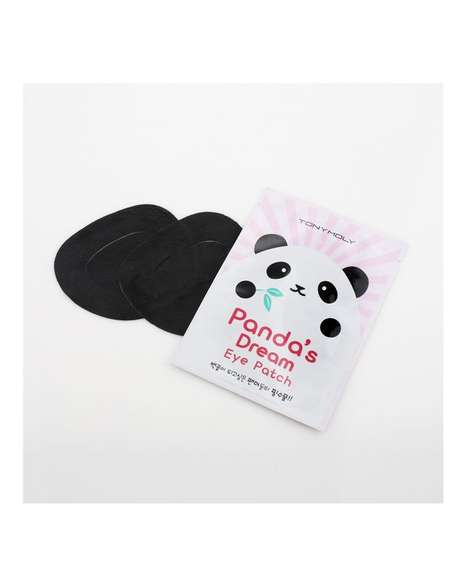 Panda-Like Eye Patches