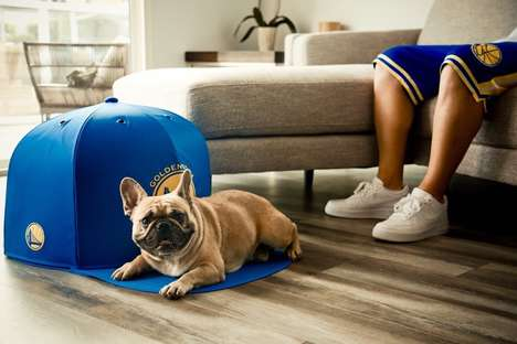 Oversized Hat Dog Beds