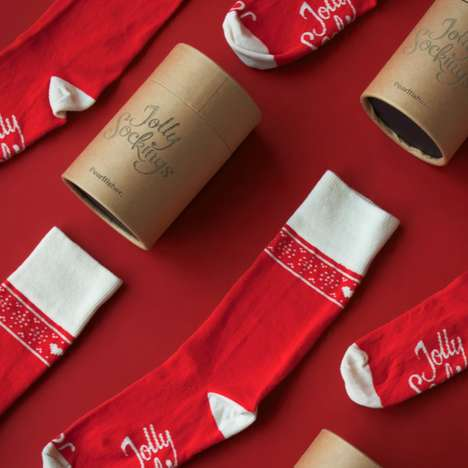 Charitable Christmas Socks