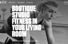 Boutique Workout Platforms
