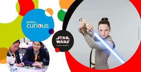 Sci-Fi STEM Campaigns