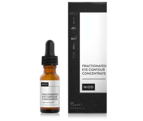 Hydrating Biotechnology Serums - NIOD's Eye Contour Concentrate Has 28 Clinical Technologies