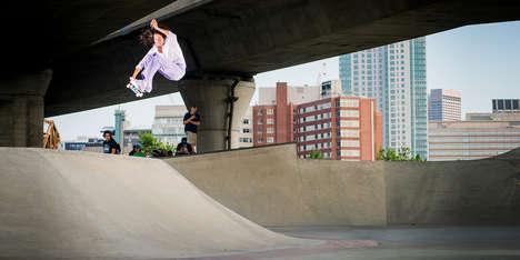 Female Skateboarding Videos