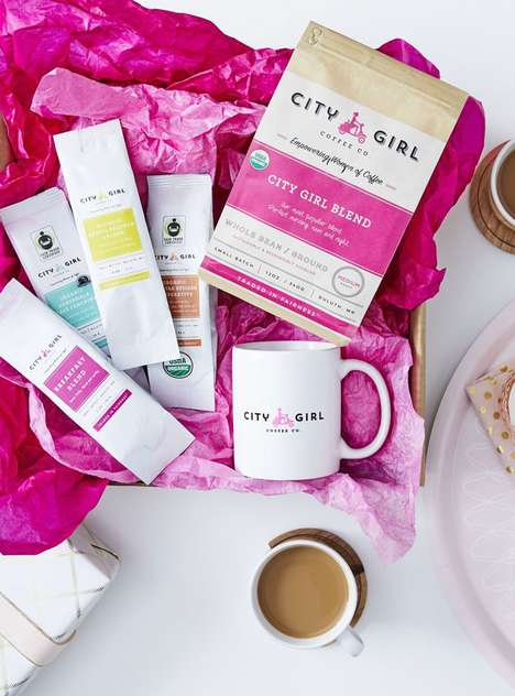 Empowering Coffee Brands - City Girl Coffee Co. is a Female-Owned Brand to Raise Up Women in Coffee