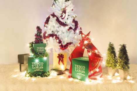 Tree-Shaped Gift Sets