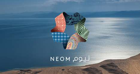 Futuristic Concept Megacities - 'NEOM' is a Purpose-Built City That Offers a Glimpse into the Future