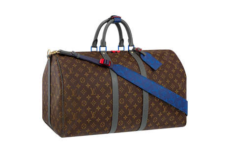 Designer Carry-On Duffel Bags