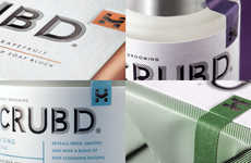 Rebranded Men's Skincare Collections - Scrubd Now Features New Products and a Visual Rebranding