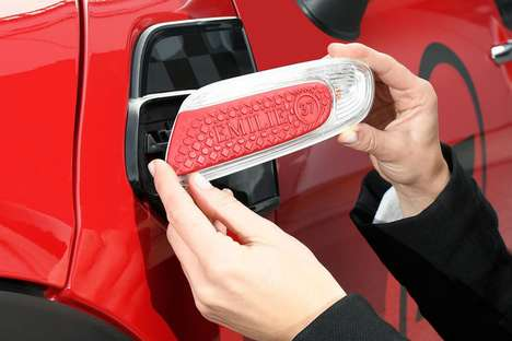 3D-Printed Automotive Accessories - 'MINI Yours Customised' Lets Consumers Personalize Their Vehicle