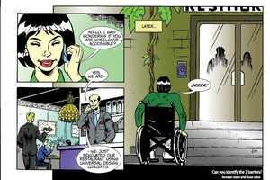 Inclusion-Focused Comic Books
