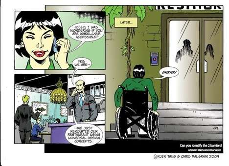 Inclusion-Focused Comic Books - This Inclusive Comic Book Was Created in Collaboration with Artists