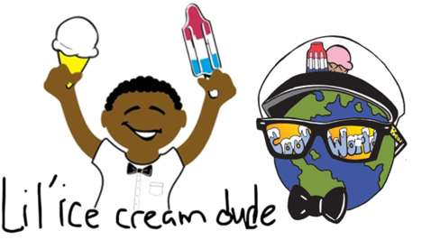 Kid-Run Ice Cream Businesses