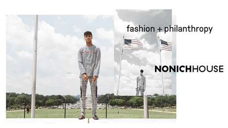 Philanthropic Fashion Brands - Nonich is Looking to Change the Perception of Luxury Fashion