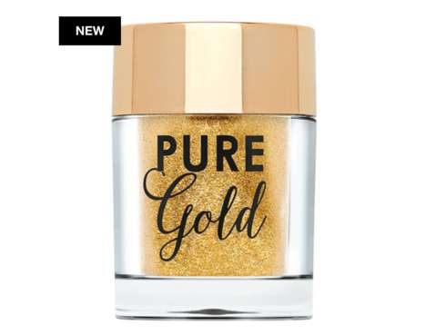 Ultra-Pigmented Loose Body Glitters