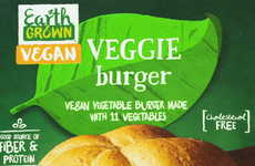 Private-Label Plant-Based Products - Aldi's 'Earth Grown' is a Line of Vegan and Vegetarian Products
