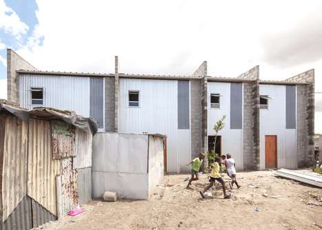 Safe Affordable Slum Housing