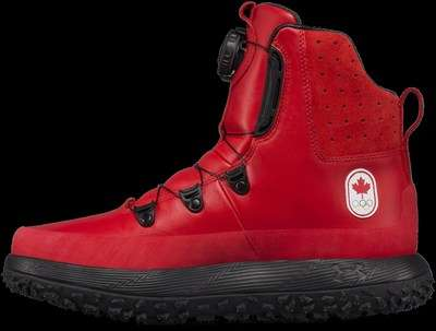 Olympic Footwear Partnerships - Under Armour Will Work Alongside the Canadian Olympic Committee
