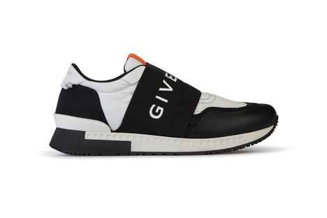 Boldly Branded Designer Sneakers