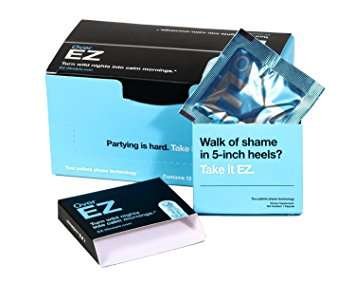Anti-Hangover Supplements - Over Ez Aims to Alleviate Common Hangover Symptoms
