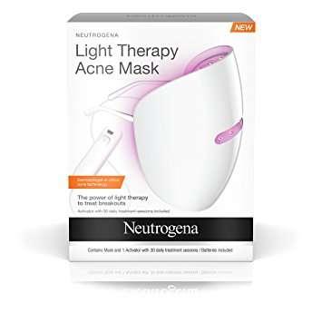 Acne-Reducing Light Masks