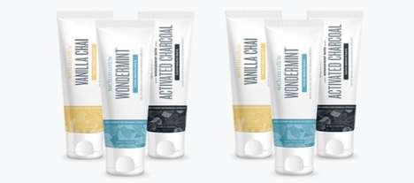 Whole Mouth-Cleaning Toothpastes