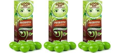 Probiotic-Infused Chocolates