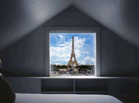 Digital Air Filtration Windows