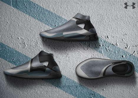 Underwear-Inspired Sneakers
