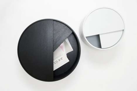 Object-Hiding Side Tables