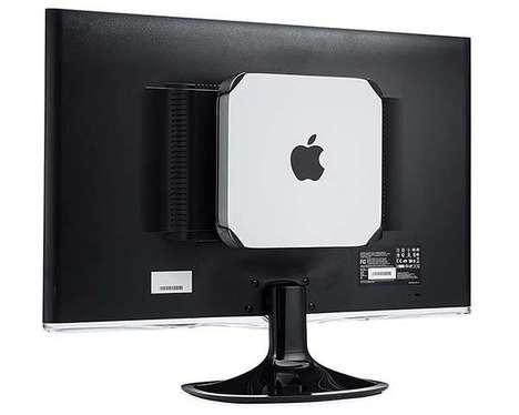 Computer-Hiding Mounts