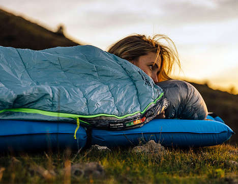Heat-Reflecting Sleeping Bags