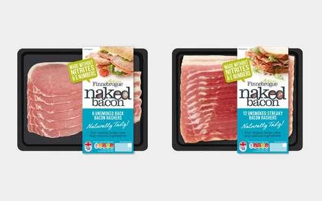 Nitrite-Free Bacon Lines