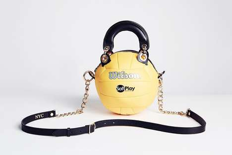 Sports Ball Handbags