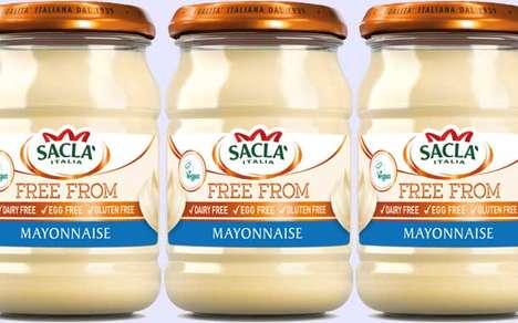 Egg-Free Vegan Condiments