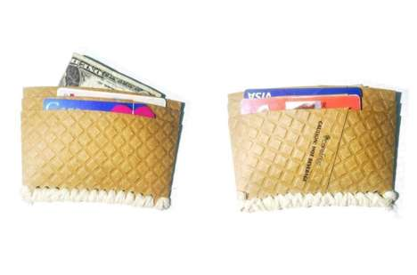 Conscious Coffee Sleeve Wallets