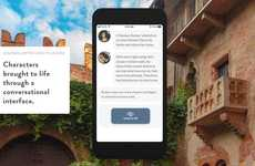 Quiz-Based Travel Apps - 'Nexto' Replaces Audio Guides with Engaging AR Games and Quizzes